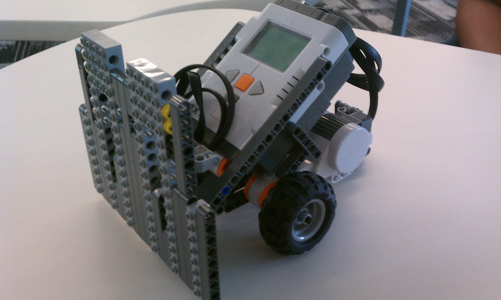 Как сделать движущегося робота 861