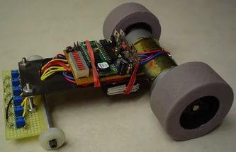 Arduino - Zumo Robot Line Following - YouTube